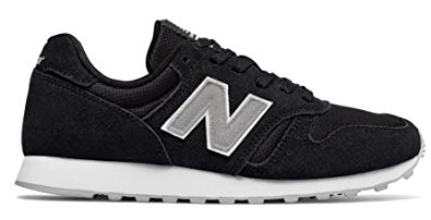 new balance womens trainers black